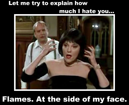 Flames at the Side of Her Face: Tribute to Madeline Kahn (1942-1999) part 1 of 1,678