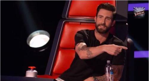 Don't sit on his lap. He looks like Elton John ate Michael Jackson.