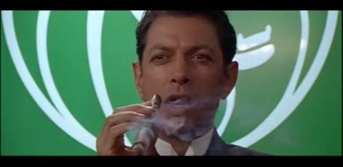 Cigar Goldblum