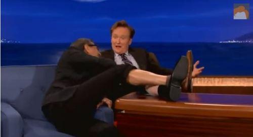 Mid-coital Goldblum (Conan)