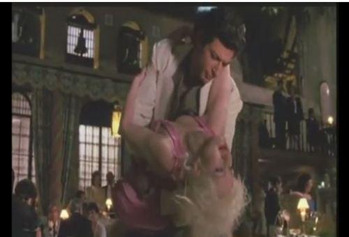 Dipping Cyndi Lauper Goldblum