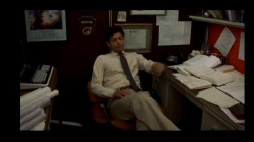 Office Drone Goldblum