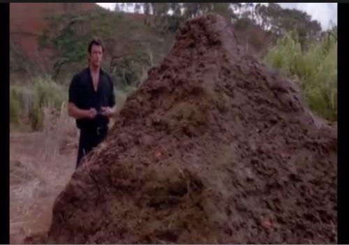 Seeing Dinosaur Poop Goldblum