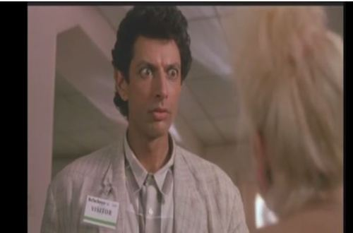 The Stranger Goldblum